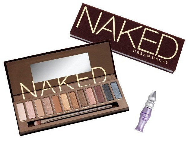 Confronto Palette Naked