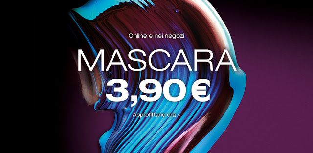 mascara in offerta kiko