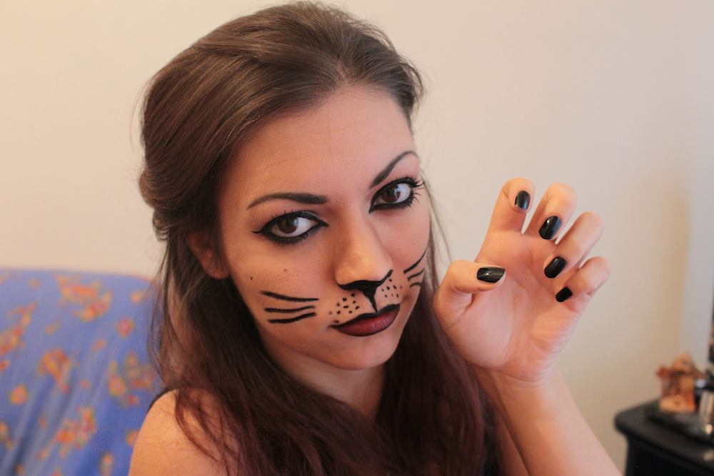 Make Up Tutorial Carnevale: Cat Look