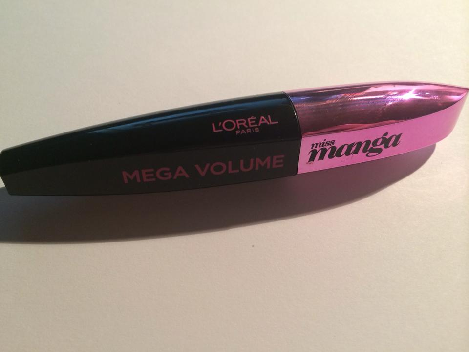 mascara miss manga