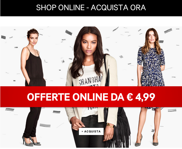 store online h&m