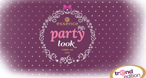 cofanetto essence party look 1