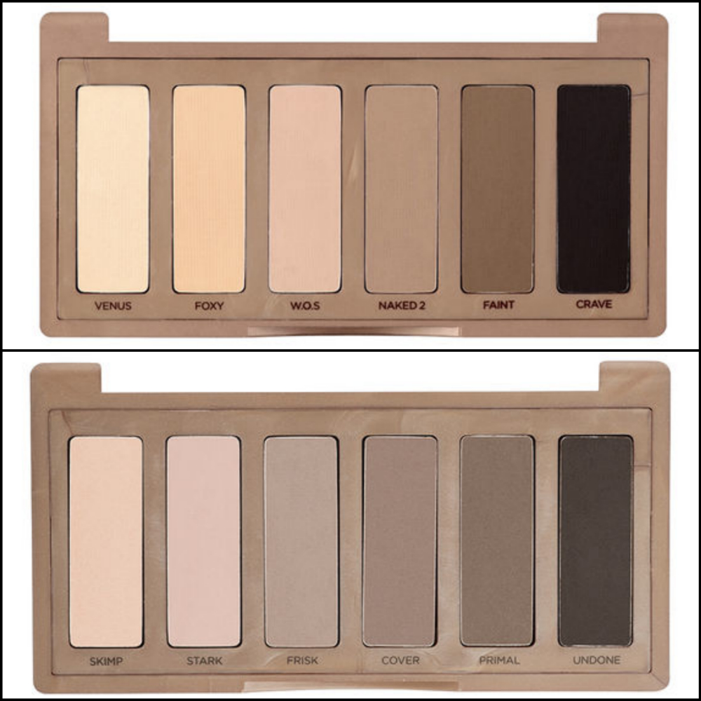 confronto naked basics