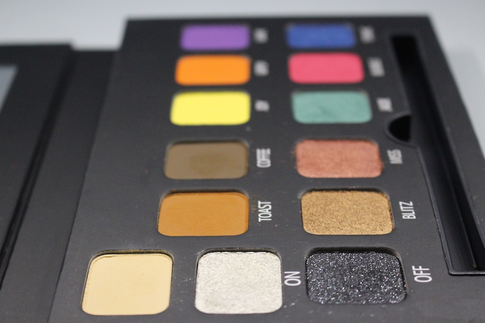 palette different mulac