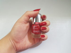 Kiko Perfect Gel Duo