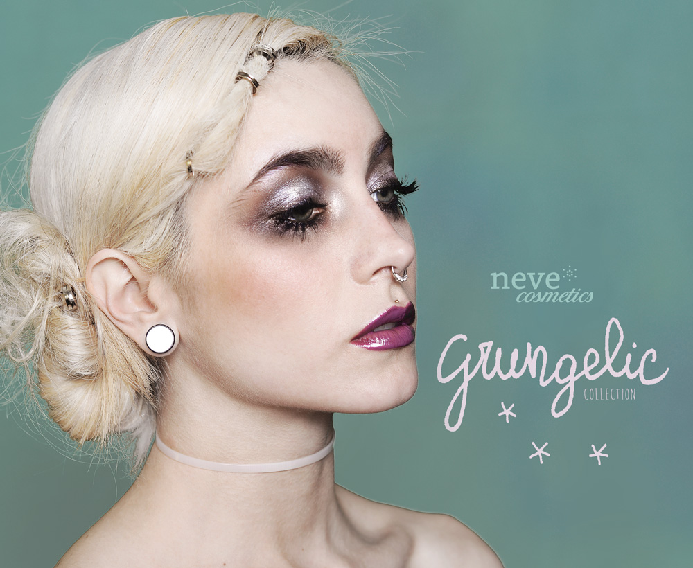 Neve Cosmetics Grungelic Collection
